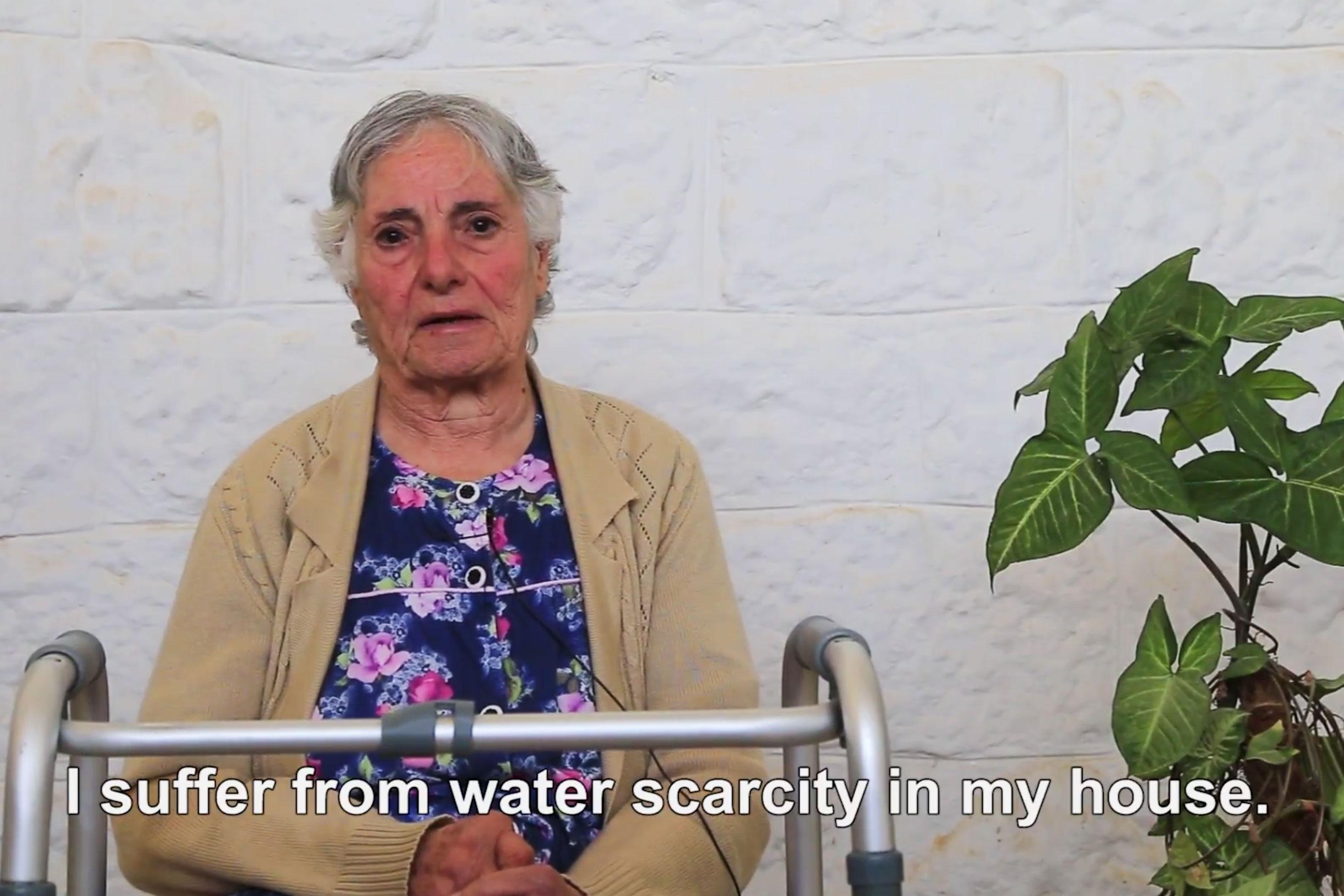 Water Crisis In Bethlehem | Georgette's Story